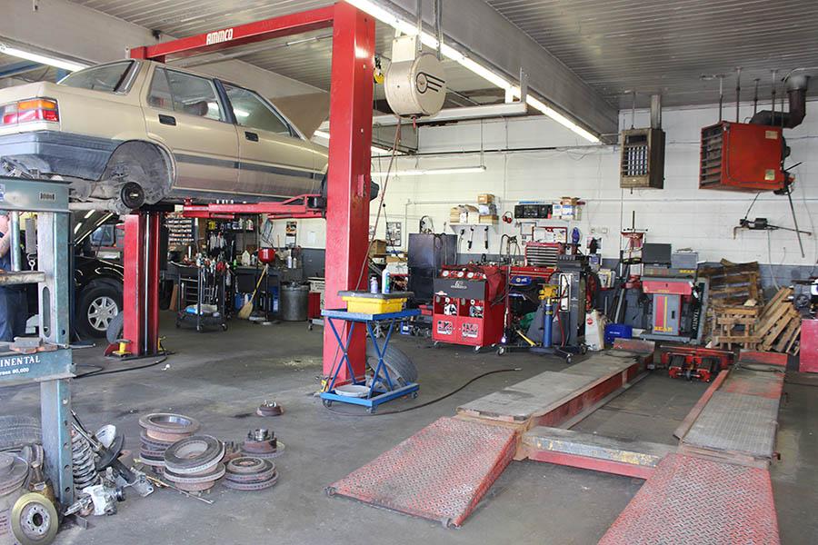 Auto Lift Repair